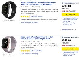 best buy slashes 100 off apple watch prices