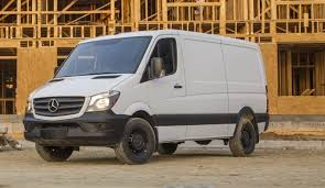 mercedes work truck sprinter charges ahead articles vehicle research articles