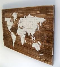 world map wood art wood art russia ukraine and prague
