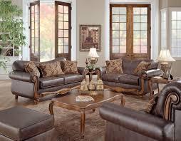 livingroom table sets best of leather living room furniture