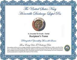 honorable discharge certificate the united states navy honorable discharge lapel pin display
