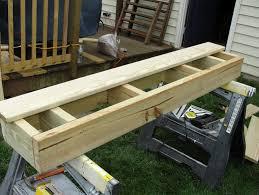 how to build a deck nz building box steps for a deck home design ideas