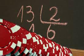 Small And Big Blind Big Blind Math And 16 30 Big Blinds