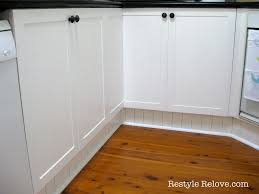 How To Build Kitchen Cabinets Doors Diy Mdf Panelled Kitchen Cabinets