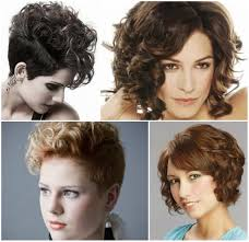 short hairstyle for curly hair 2017 short layered hairstyle ideas