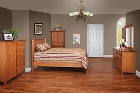 amish home hardwood furniture gallery english shaker bedroom pgh mills