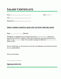 sample certificate of employment and compensation write salary certificate request letter starengineering