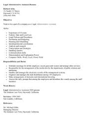 administrative assistant cover letter related post for resume