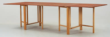 Beech Dining Table Vintage Teak Beech Extension Dining Table For Sale At Pamono