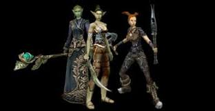 dungeon siege 2 mods dungeon siege heaven dungeon siege ii characters