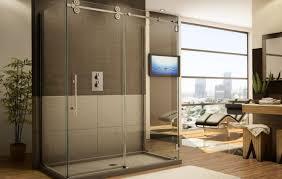 Best Cleaner For Shower Glass Doors by Shower Best Glass Shower Door Ideas Wonderful Bathroom Glass