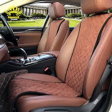 siege de style rownfur universel siège siège d auto couverture daim protéger couvre