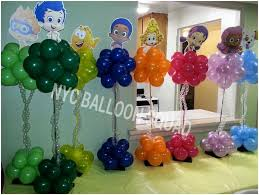 25 best bubble guppies centerpieces ideas on pinterest bubble