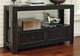 Ashley Sofa Table by Unclaimed Freight Furniture Pa Nj Gavelston Sofa Table