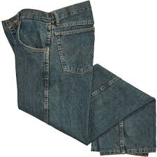 Rugged Wear Clothing Wrangler Men U0027s Rugged Wear Relaxed Straight Fit Jean Academy