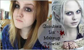 zombie dead eyes makeup tutorial inspired by u0027liv u0027 from izombie