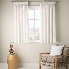white bedroom curtains small window curtain ideas interior pinterest short curtains