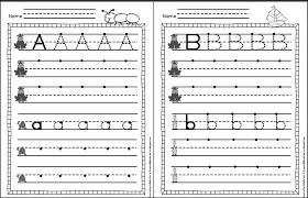 inspired by kindergarten handwriting zoo addition