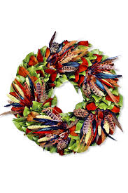 turkey feather wreath 39 diy fall wreaths ideas for autumn wreath crafts