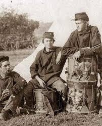 6 answers civil war drummer boys