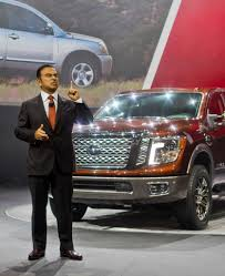 nissan titan quit running nissan introduces new titan pickup with diesel engine houston