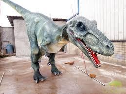velociraptor costume animatronic leg raptor costume for sale kanosaur