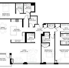 Floor Plan Com by Luxury Condos Lincoln Park Webster Square Condos