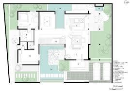 courtyard home designs home design