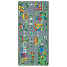 Walmart Rugs Kids by Learning Carpets City Play Carpet Walmart Com