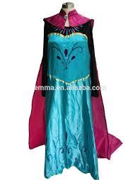 Anna Costume Custom Made Anna Princess Dress Costume For Custom Made