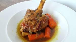 comment cuisiner souris d agneau souris d agneau confites à l orientale recette par my culinary
