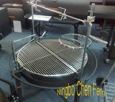 Fire Pit Rotisserie by China Deluxe Outdoor Fire Pit With Rotisserie Kits Outdoor