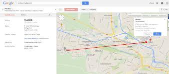 Google Maps Maker Zmiana Adresu Firmy Aktualizacja Mapy Google I Seo