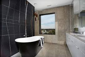 Pictures Of Contemporary Bathrooms - black and white bathrooms design ideas decor and accessories