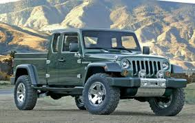 new jeep truck 2018 2016 jeep gladiator truck release date price specification
