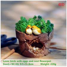 ed original quality design magic story garden ornament lover birds