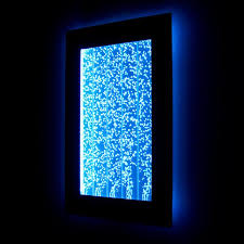 indoor fountain with light 300wmb 30 wall mount bubble panel led indoor fountain water feature