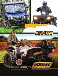 moose utility division atv utv 2015 by quads4ever issuu