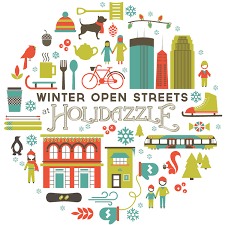 winter open streets at holidazzle mpls downtown council