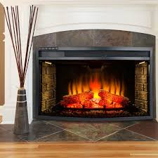 Electric Fireplace Insert Akdy Electric Fireplace Insert Reviews Wayfair