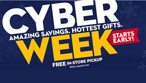 cyber monday 2015 deals leaked ahead of 8pm et