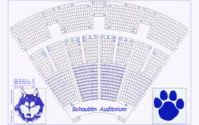 ryman seating map chart auditorium seating chart
