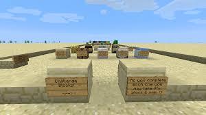 Challenge Minecraft Challenge Blocks Survival Oasis Survival 5 000