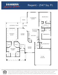Dr Horton Cambridge Floor Plan Dr Horton House Plans