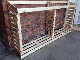 fireplace wood holder firewood racks with carriers firewood racks