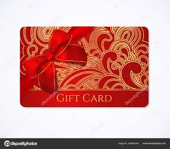 gift card discount gift coupon gift card discount with gold floral scroll swirl