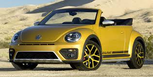 volkswagen beetle yellow volkswagen beetle dune revealed bug gets rugged