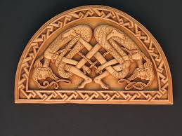 great wood carvings celtic wood carvings search celtic artworks pattern