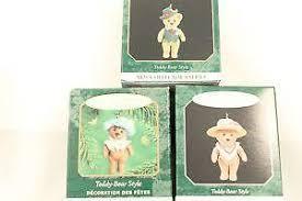 hallmark miniature ornaments ebay