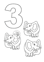 numbers coloring pages kindergarten numbers coloring pages coloring by number free printable color